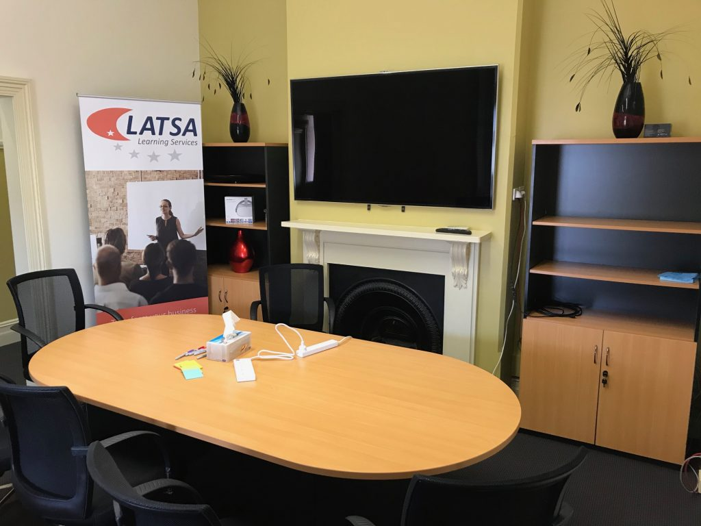 LATSA Training Room